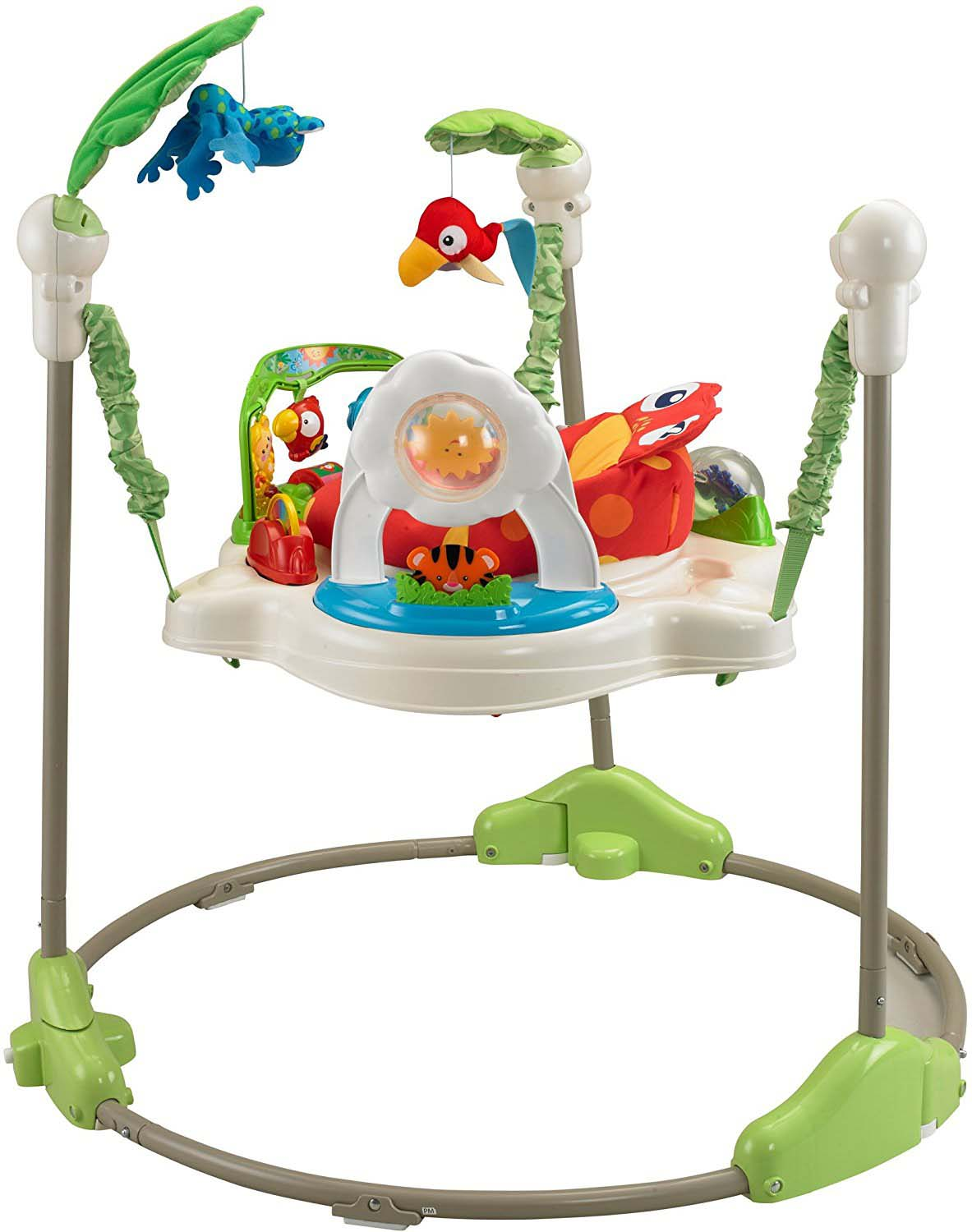 35f0b33ec Fisher-Price Rainforest Jumperoo Review and Guide