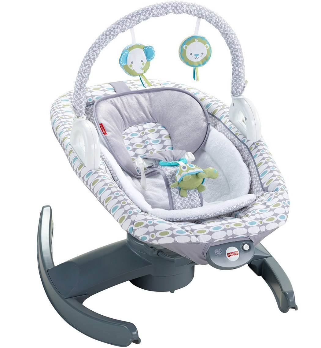 Fisher-Price 4-in-1 Rock Glide Soother