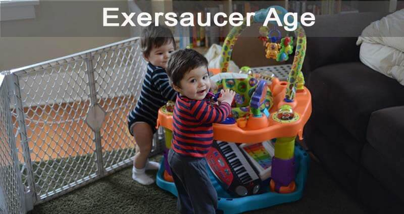 Exersaucer Age Recommendation For Your Baby Best Baby Gears