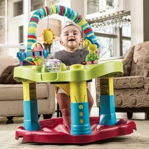 Exersaucer Age