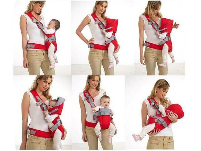 How To Use A Baby Carrier And Benefits Of Using It