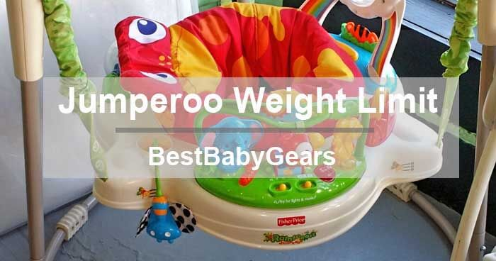 Jumperoo Weight Limit