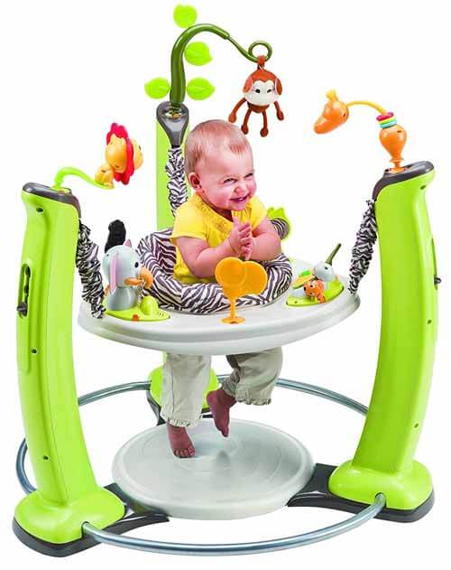 EvenfloExerSaucer Jumper